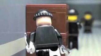Lego Black Ops w extra music