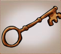Item oldcopperkey