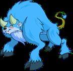 Babe the Big Blue Bull Bear