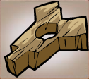 Item woodencharm