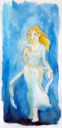 Galadriel by T-Jacques