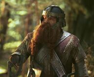 Lotr movie gimli