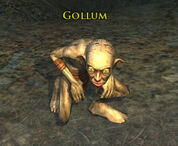The Lord of the Rings Online - Gollum