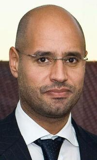 Saif al-Islam Muammar Al-Gaddafi
