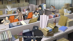 Shuensha editorial department