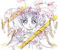 Child Nehellenia Sketch