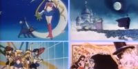 Usagi and the Girls' Resolve! Prelude to a New Battle