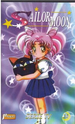 Sailor Moon Vol. 15 - French VHs