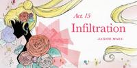 Act 15 - Infiltration, Sailor Mars (episode)