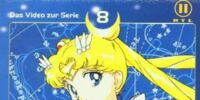 Sailor Moon - Das Video zur Serie 8