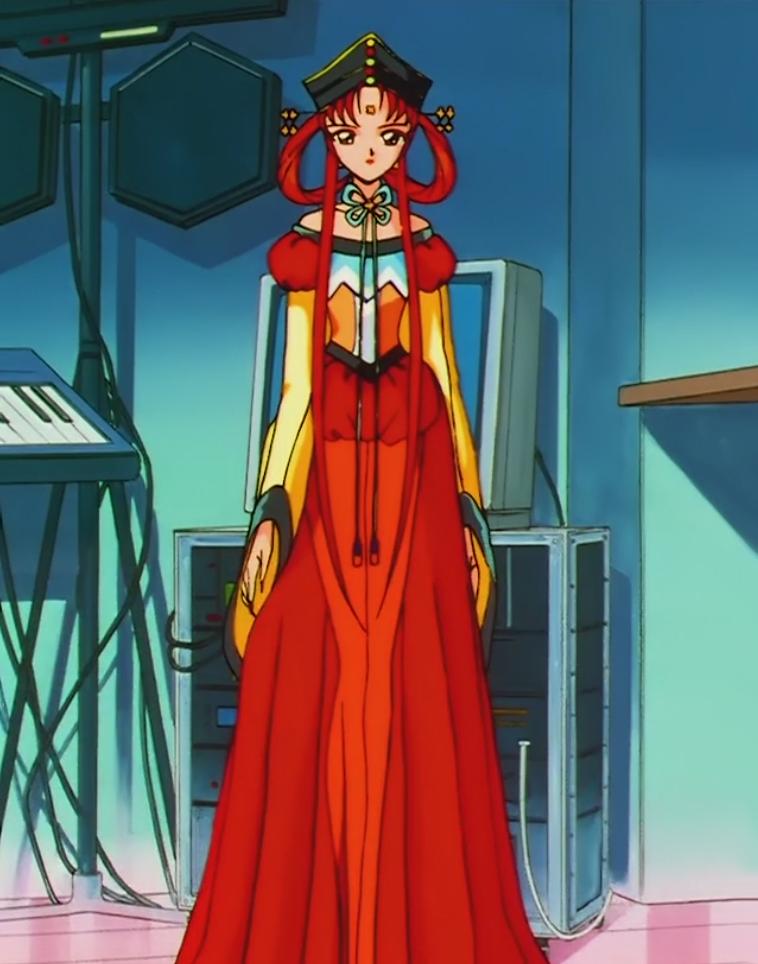 Princess Kakyuu Anime Sailor Moon Wiki Fandom