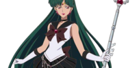 Sailor Pluto (Crystal)