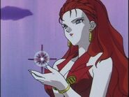Kaolinite and a heart crystal