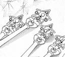 Star Power Stick