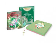 Sailor Jupiter Limited Edition DVD Crystal