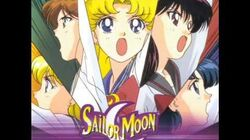 Sailor Moon The Full Moon Collection Track 3 - I'm Not Ready