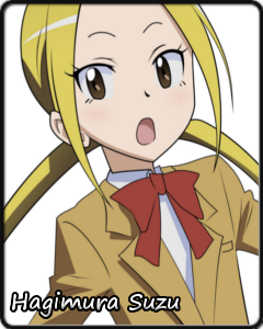 Hagimura suzu