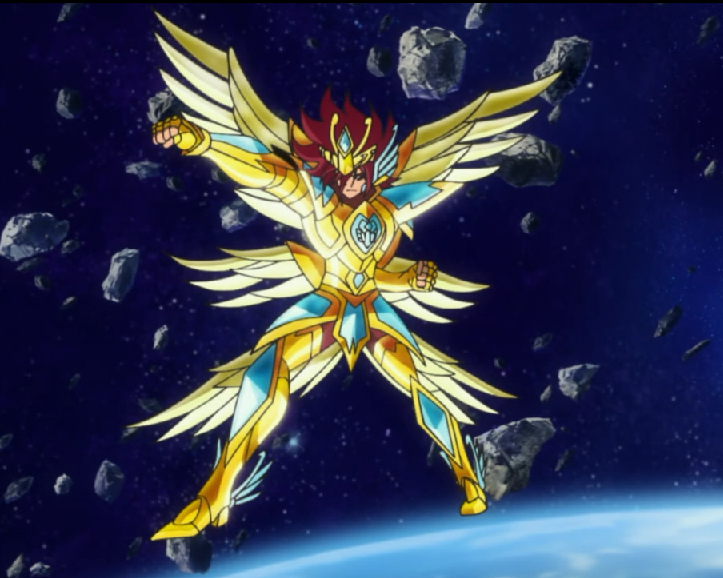 Pegasus Ultimate Omega Cloth Seiyapedia Fandom Powered