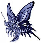Armpapillon