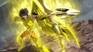 Sagittarius Aiolos (God Cloth Bow and Arrow)