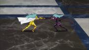 Fisting clash