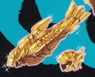 Piscis gold