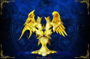 Gemini god cloth byaldebaran by saintaldebaran-d8tl9h7