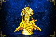 Acuario god cloth soul of gold by saintaldebaran-d8x9mm2