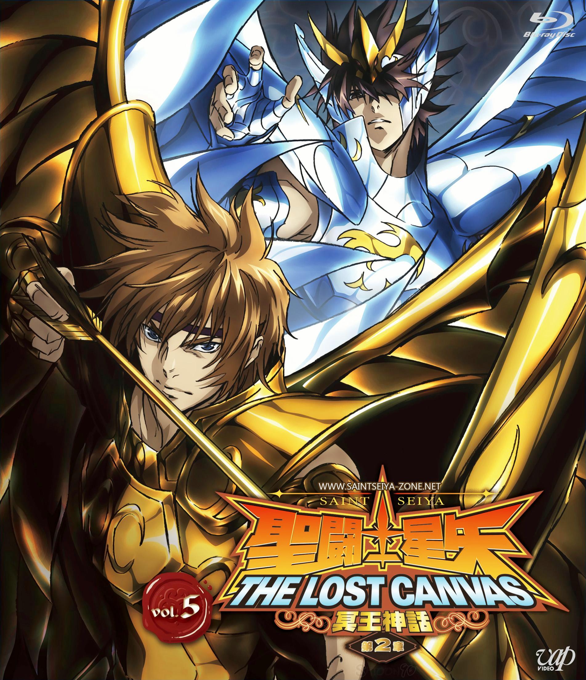 Lost canvas season 2