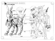 Centaurus Schema