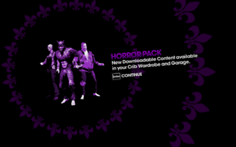 DLC unlock SRTT - Horror Pack