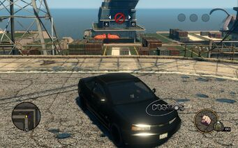 Cosmos - front right with logo in Saints Row The Third