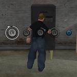Theft - safecracking combo - up clockwise full circle X