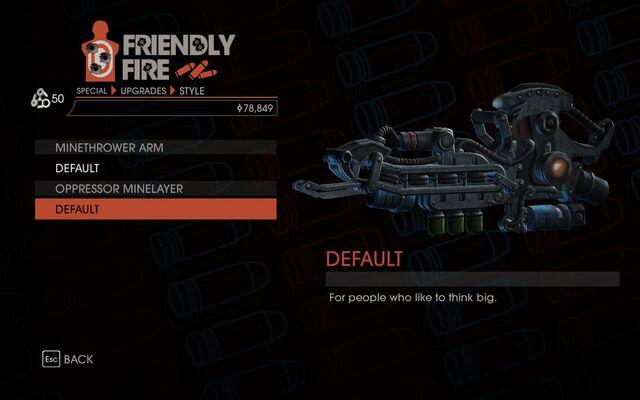 File:Weapon - Special - Minethrower Arm - Oppressor Minelayer - Default.jpg