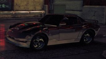 Rattler - Chrome variant - front left in Saints Row IV