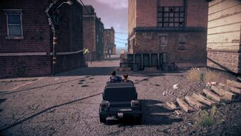 Knoxville - rear in Saints Row IV