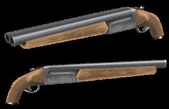 12 Gauge - Saints Row 2 model
