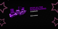 Stop all the Downloading