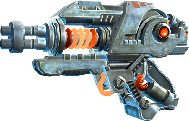 File:SRIV Shotguns - Thumpgun - Thumpgun - Default.png