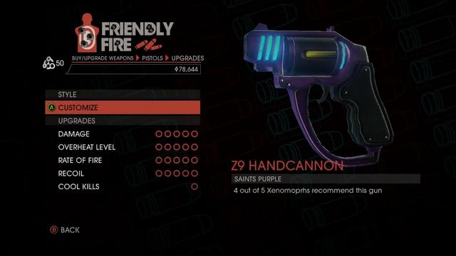 File:Weapon - Pistols - Alien Pistol - Upgrades.png