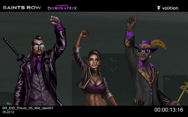 File:Escape the Dominatrix - Donnie, Shaundi, and Zimos concept art.png