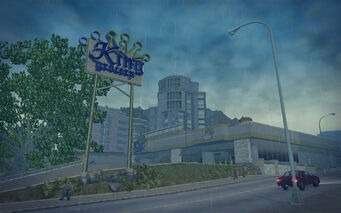Tidal Spring in Saints Row 2 - King Grocery