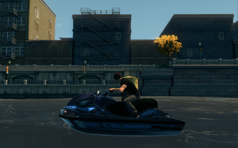 Shark - left in Saints Row The Third