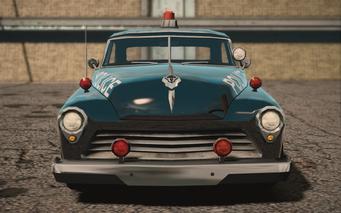 Saints Row IV variants - Gunslinger Police - front
