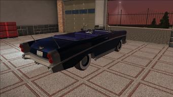 Saints Row variants - Hollywood - ClassicBlue3 - rear right