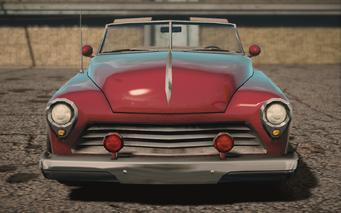 Saints Row IV variants - Gunslinger Red - front
