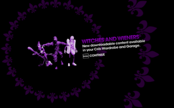 DLC unlock SRTT - Witches and Wieners