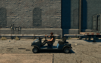 Knoxville - left in Saints Row The Third