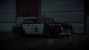 GunslingerP at night