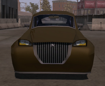 Ant - front in Saints Row
